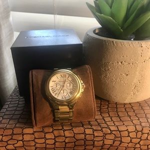 Michael Kors Camille Chronograph Ladies Watch